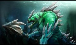 Dota2 : Tidehunter Wallpapers