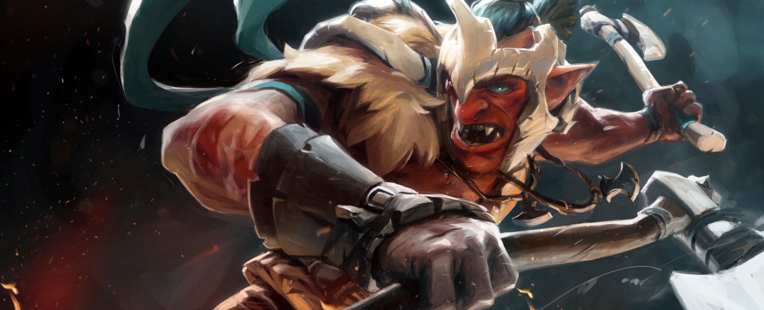 Dota2 : Troll Warlord Wallpapers