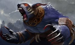 Dota2 : Ursa Wallpapers