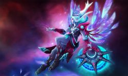 Dota2 : Vengeful Spirit Wallpapers