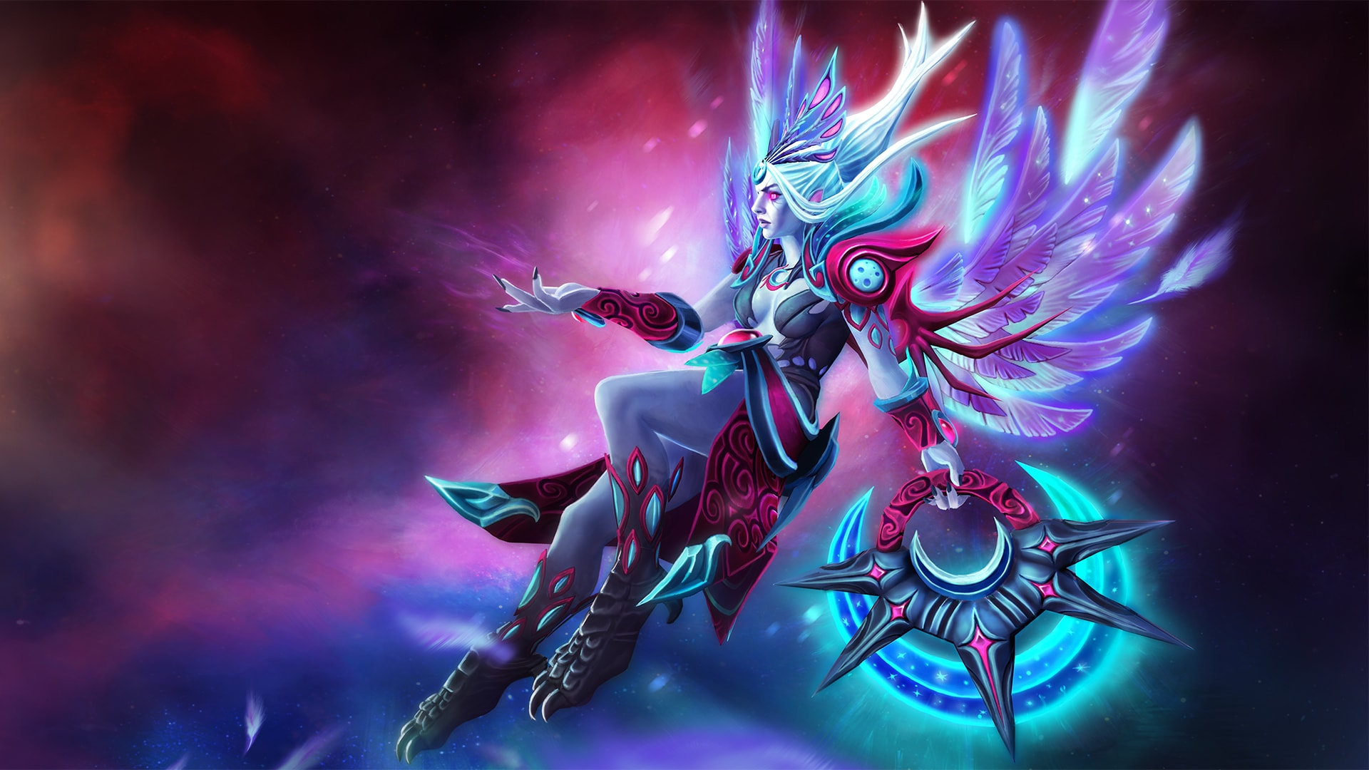 Dota2 Vengeful Spirit Wallpapers