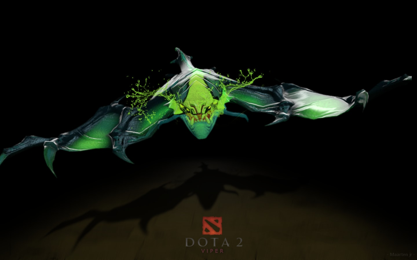 Dota2 : Viper Wallpapers