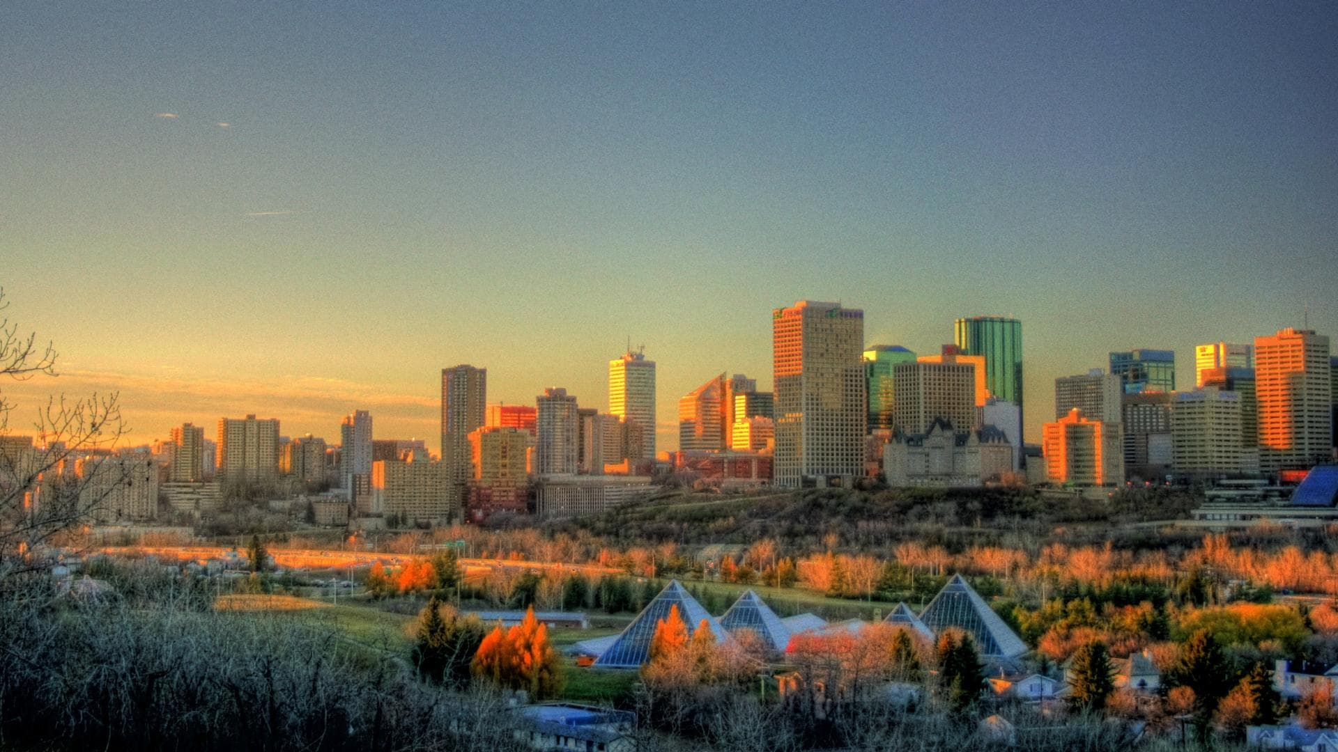 Edmonton Wallpapers