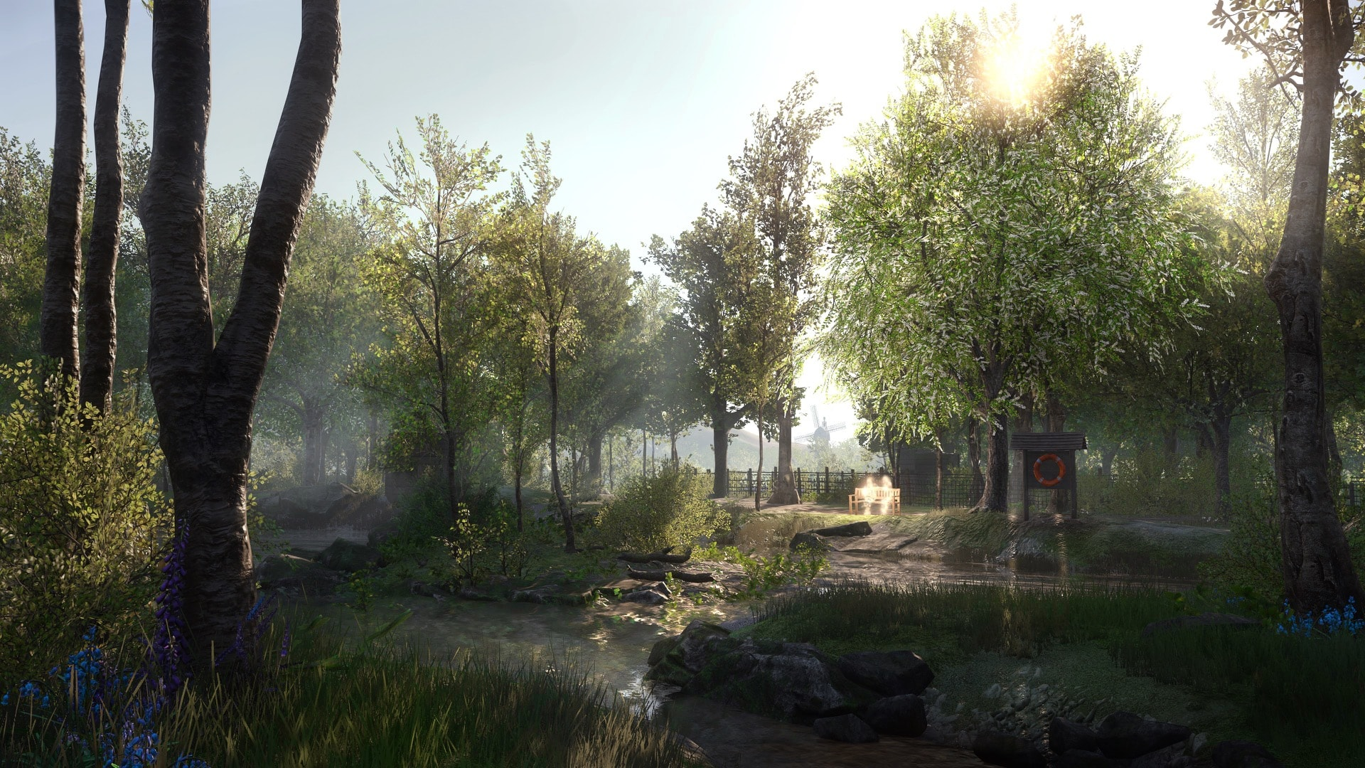 Everybody's Gone to the Rapture Wallpapers