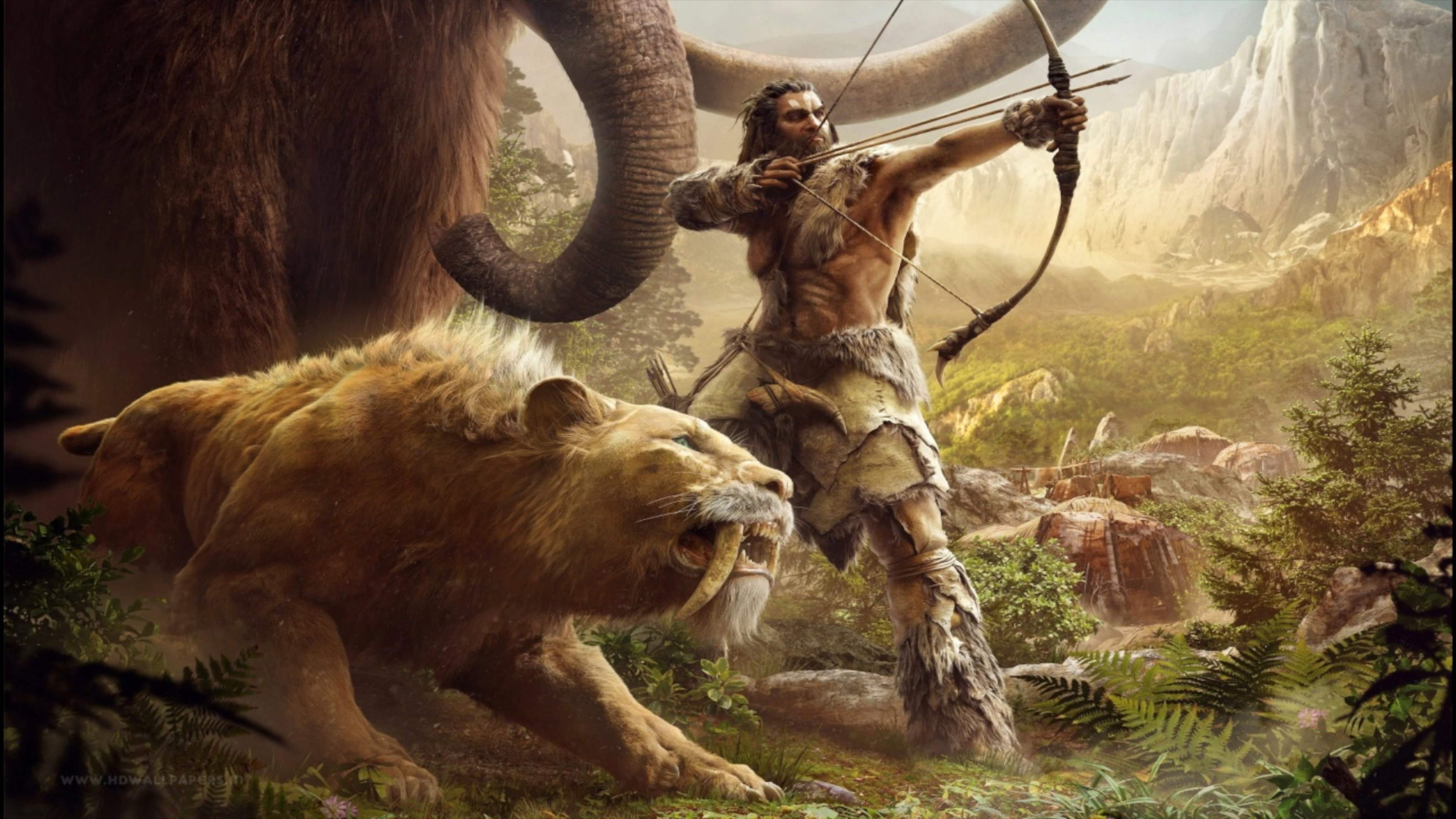 Far Cry Primal Wallpapers