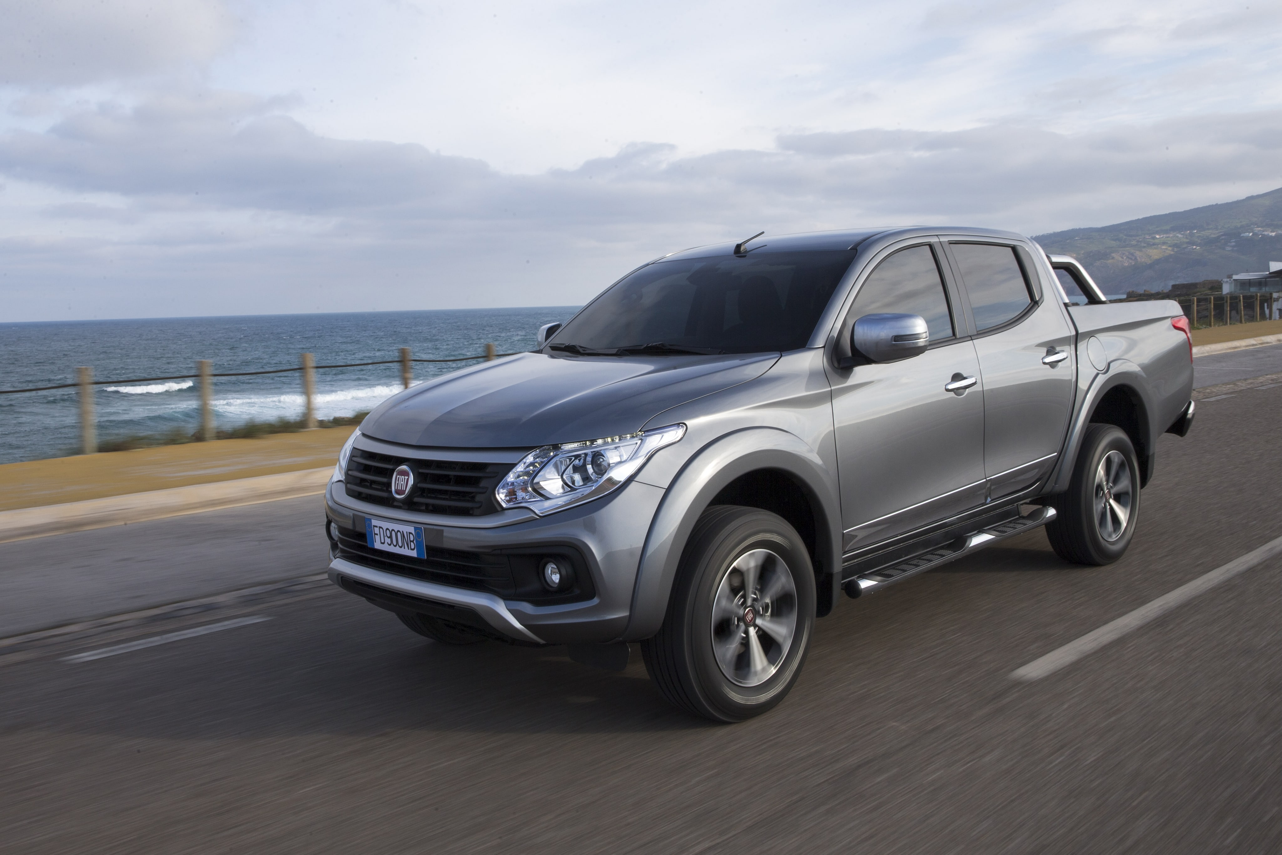Fiat Fullback Wallpapers