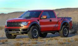 Ford F-150 SVT Raptor Wallpapers