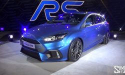 Ford Focus 3 RS Wallpapers