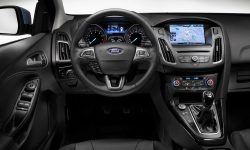 Ford Focus Titanium Wallpapers