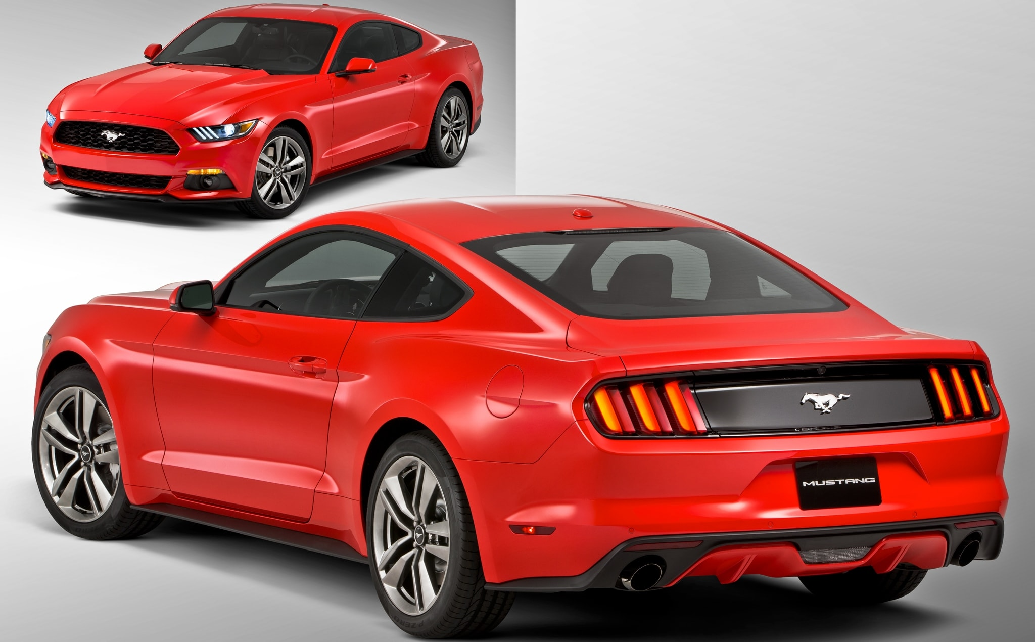 Ford Mustang 6 Wallpapers