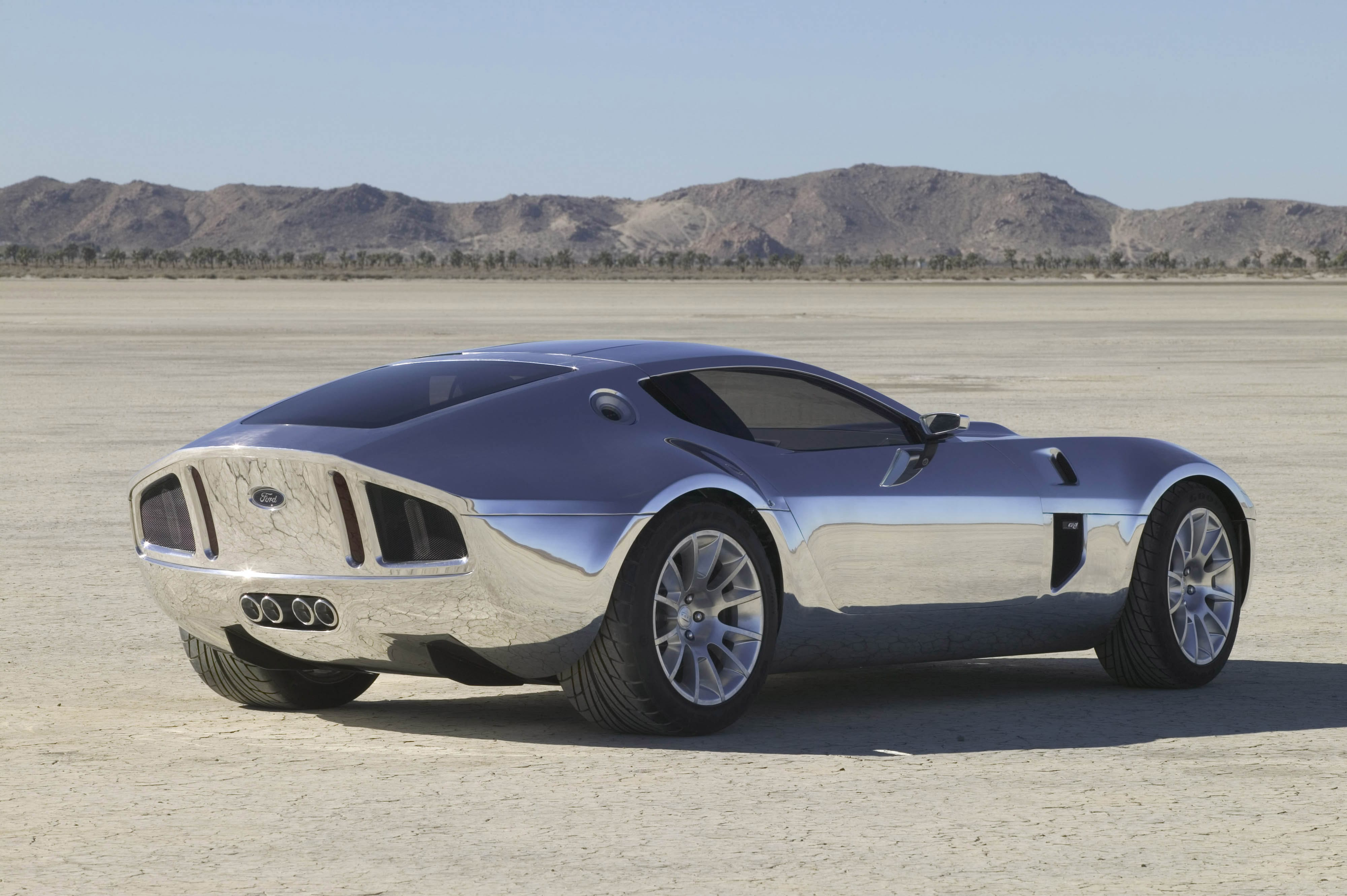 Ford Shelby GR1 Concept Wallpapers