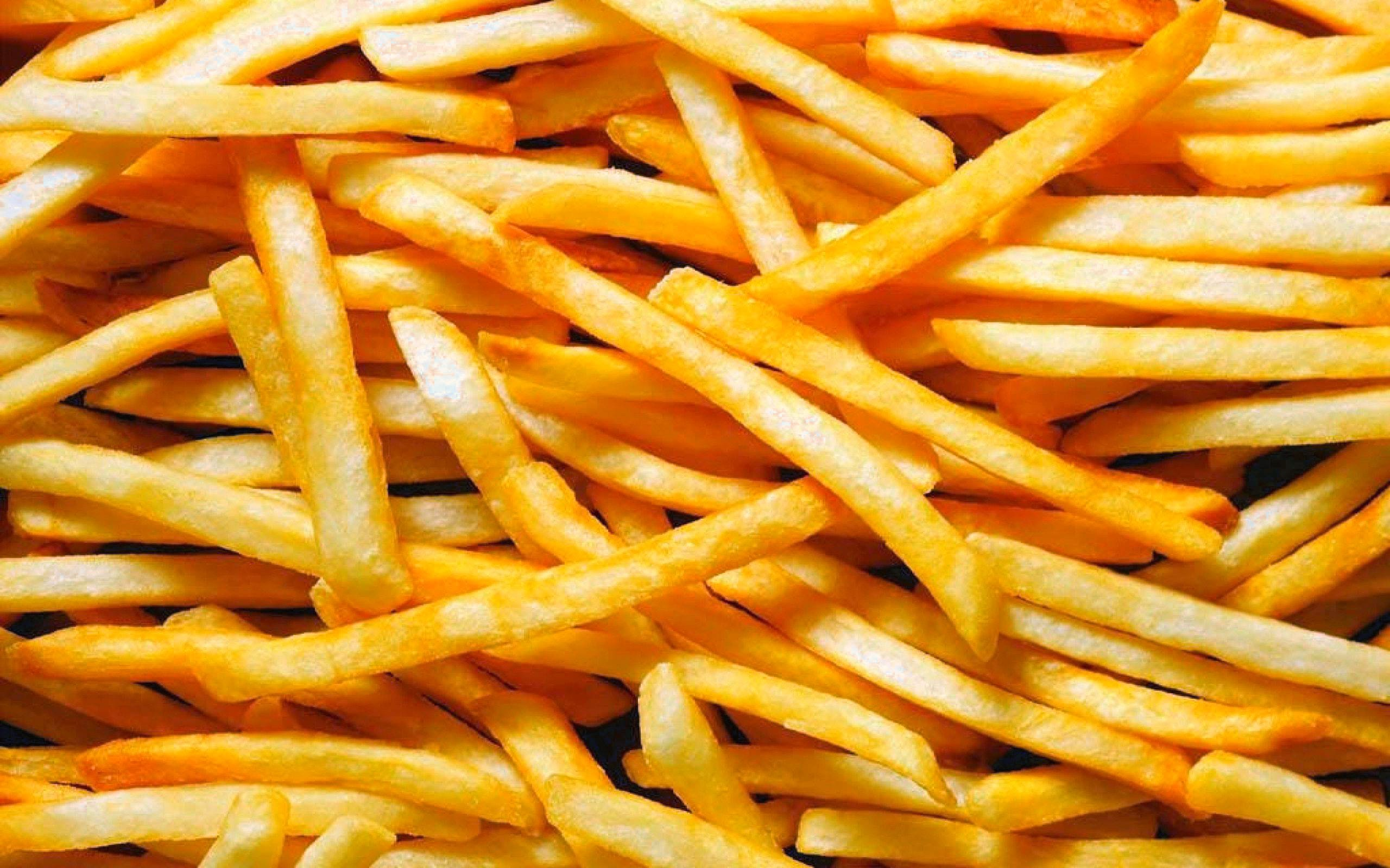 French Fries HD Desktop Wallpapers