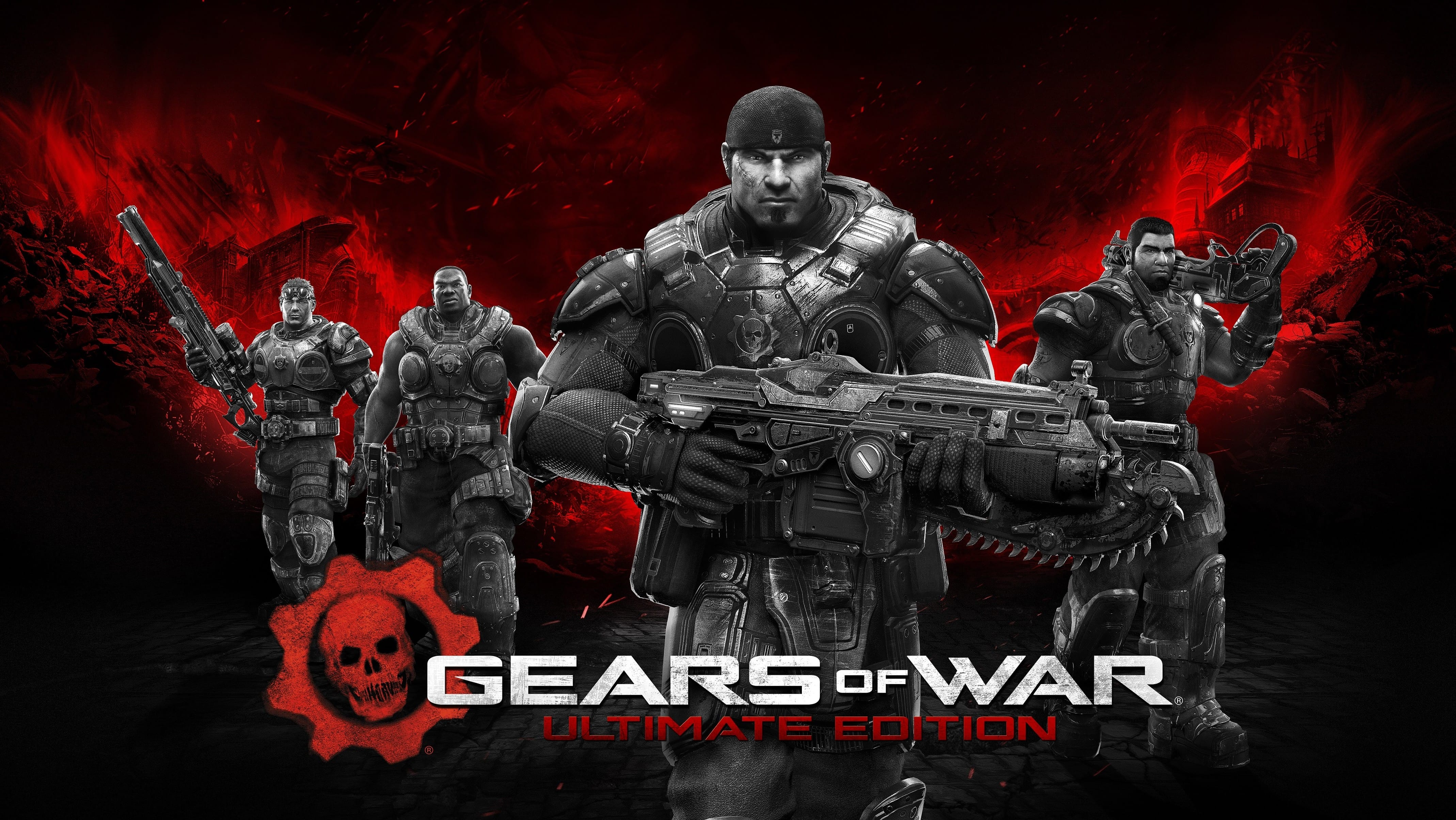 Gears of War: Ultimate Edition Wallpapers