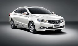 Geely GC9 Wallpapers