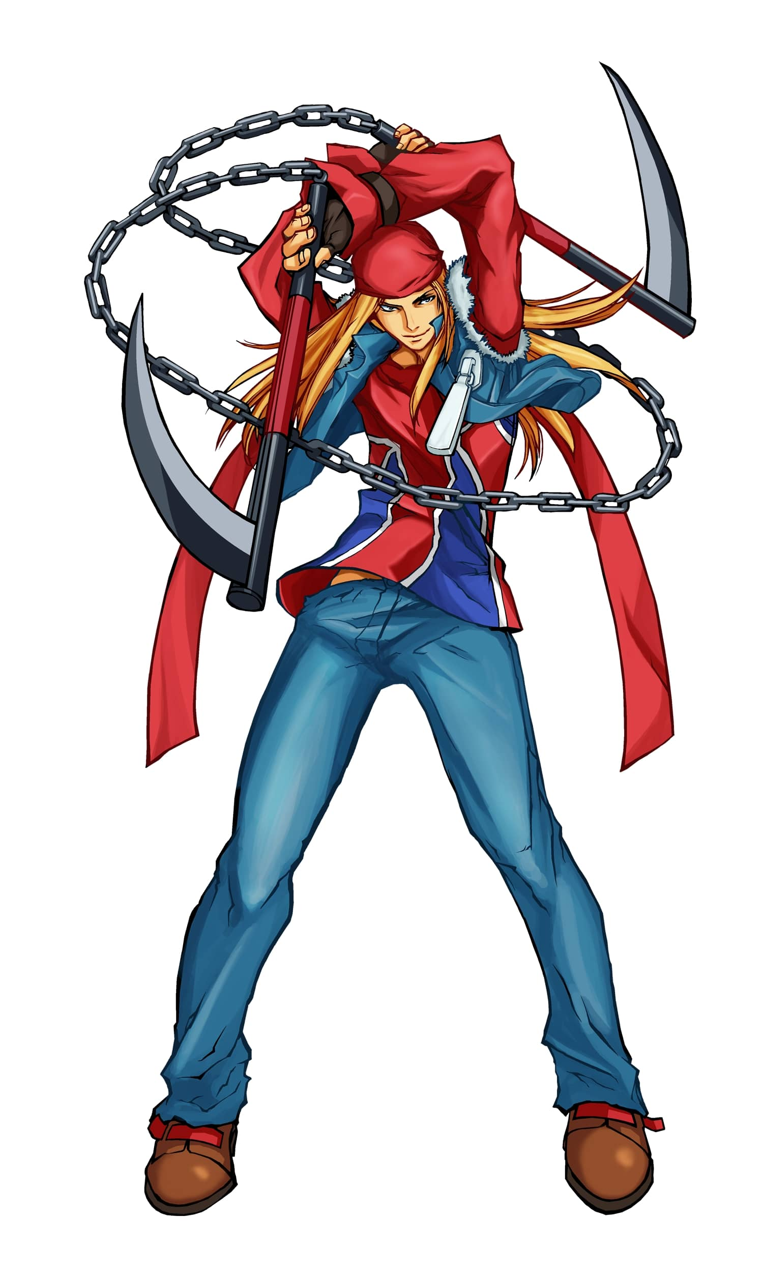 Guilty Gear: Axl Low Wallpapers