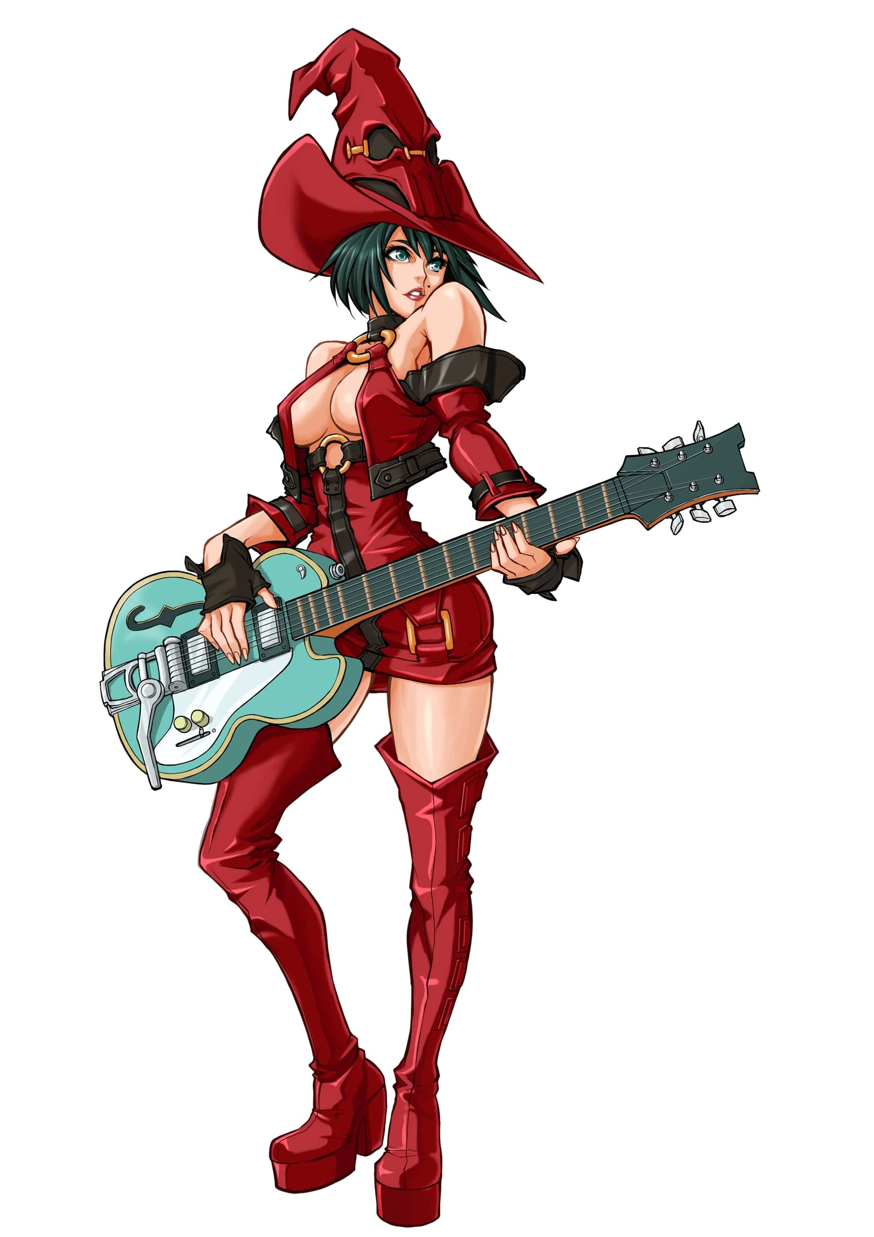 Guilty Gear: I-No Wallpapers