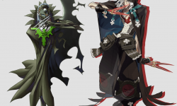 Guilty Gear: Raven Wallpapers