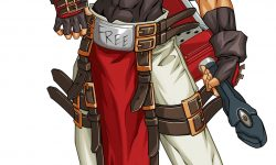 Guilty Gear: Sol Badguy Wallpapers
