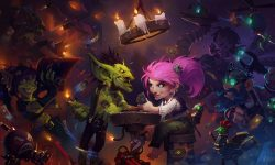 Hearthstone: Goblins Vs. Gnomes Wallpapers