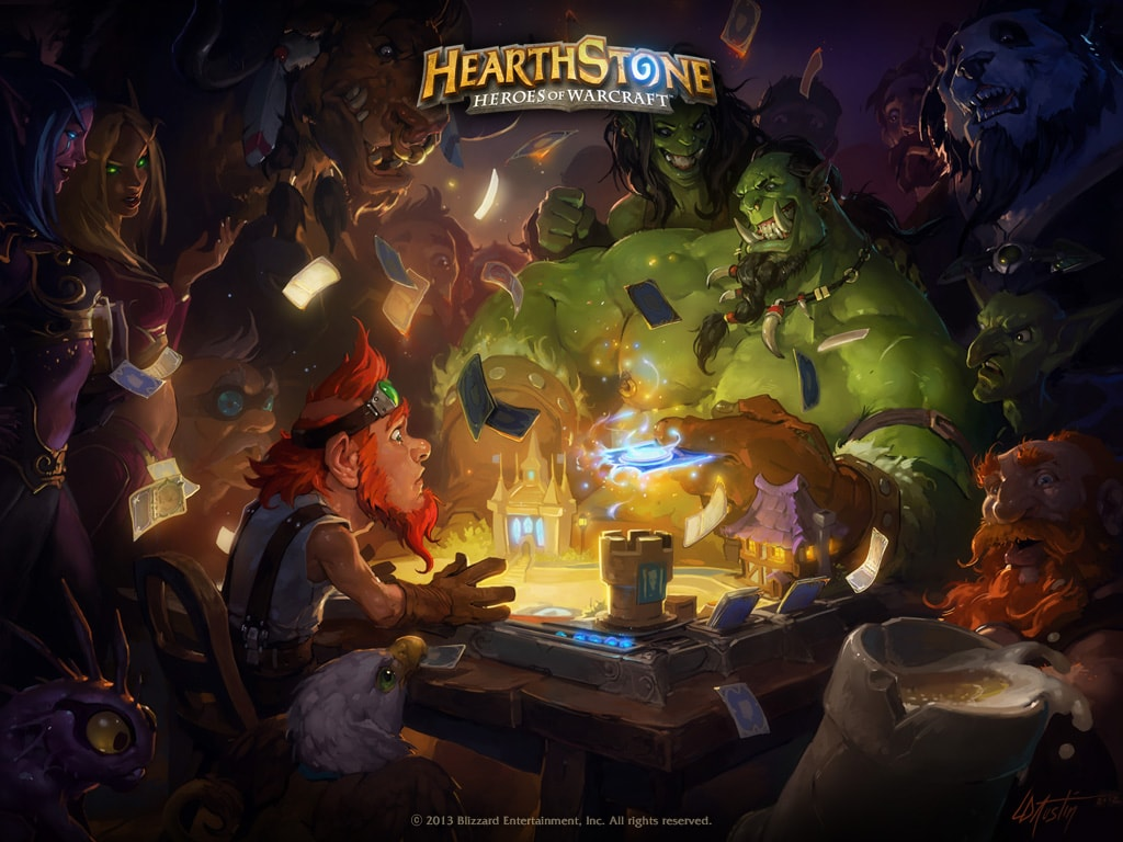 Hearthstone: Heroes Of Warcraft Wallpapers