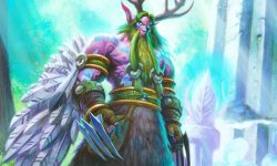 Hearthstone: Malfurion Stormrage Wallpapers hd
