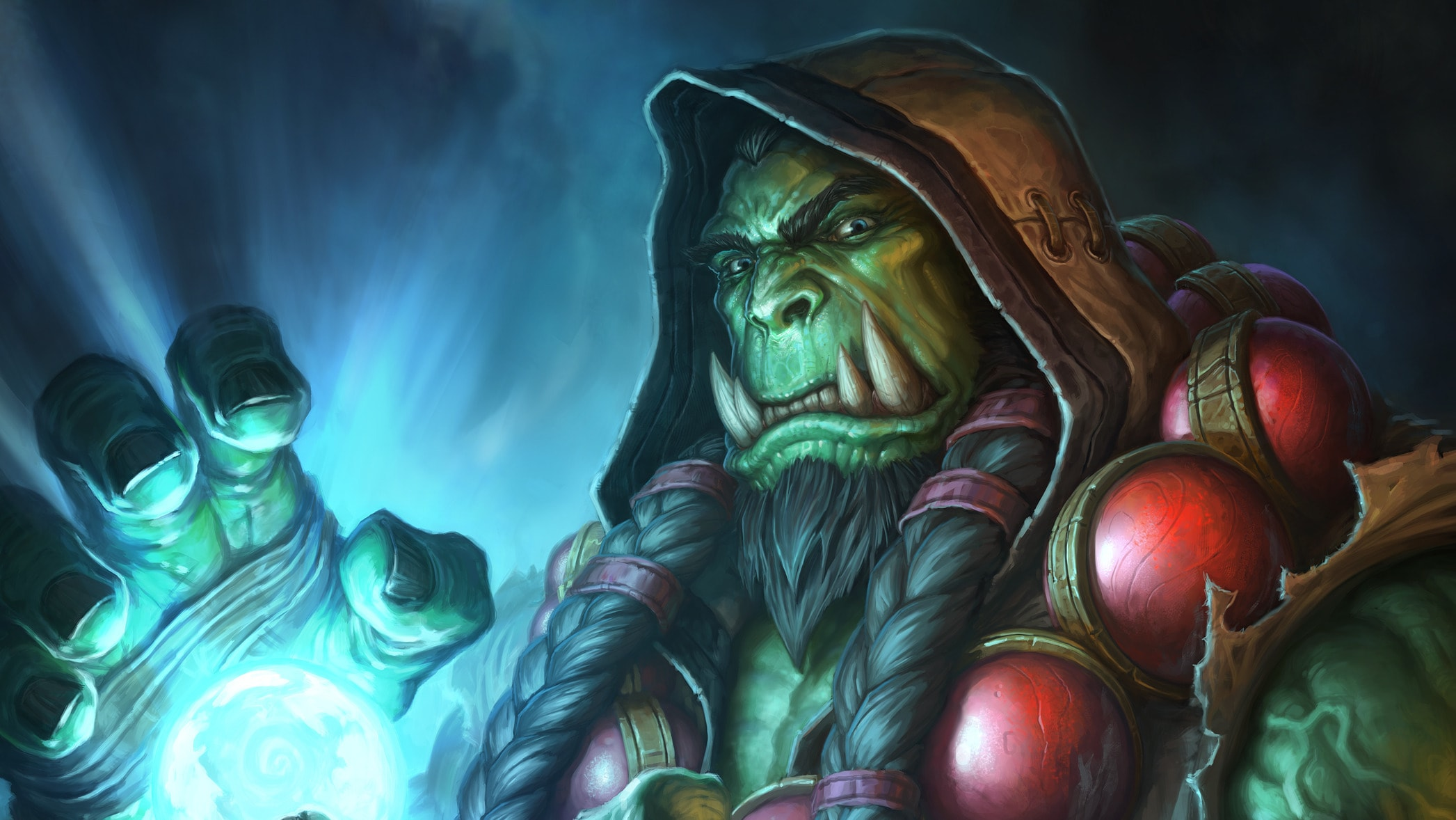 Hearthstone: Thrall Wallpapers hd