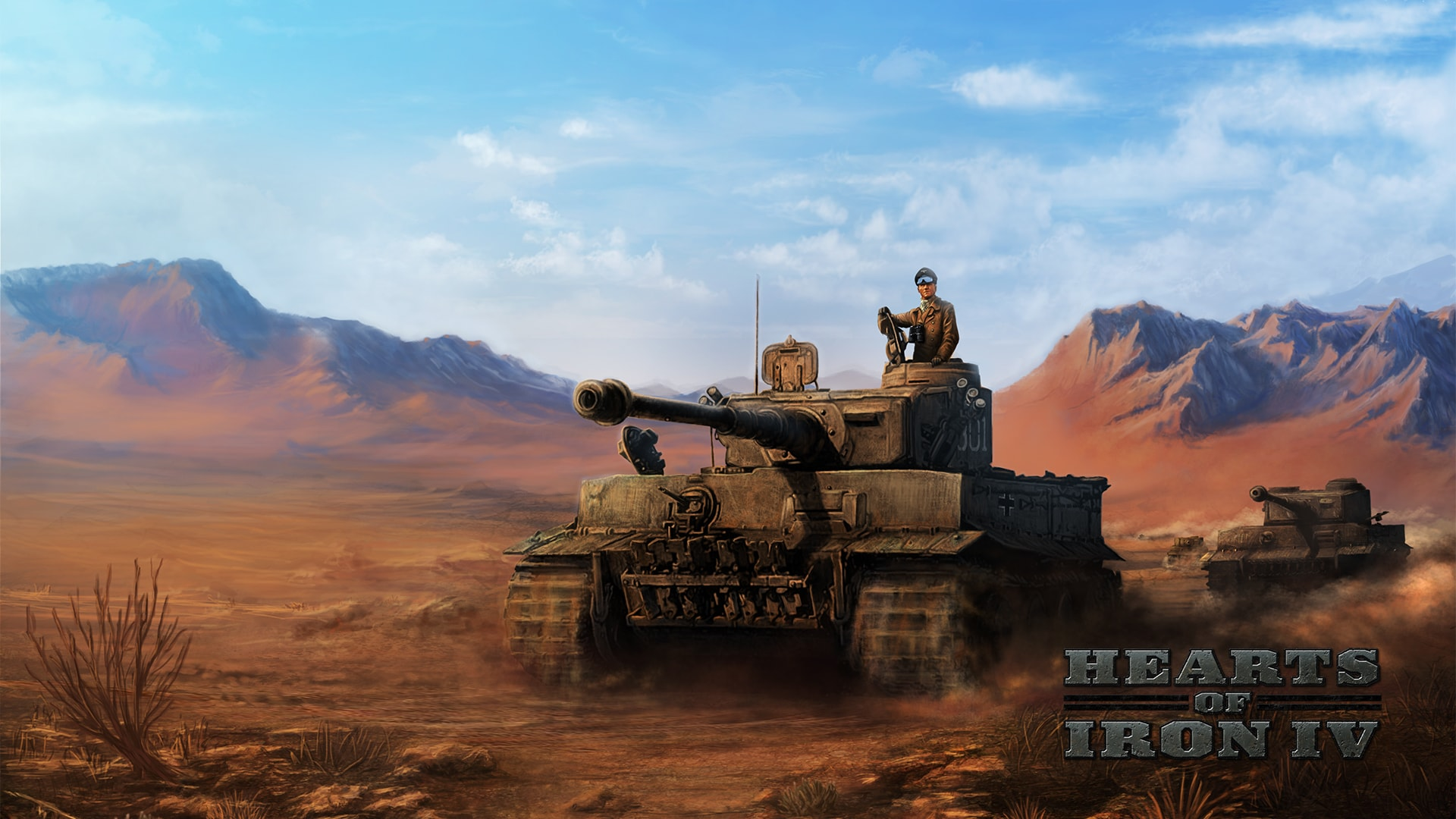 Hearts of Iron 4 Wallpapers