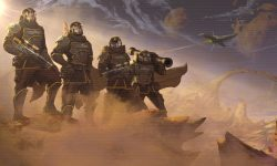 Helldivers Wallpapers