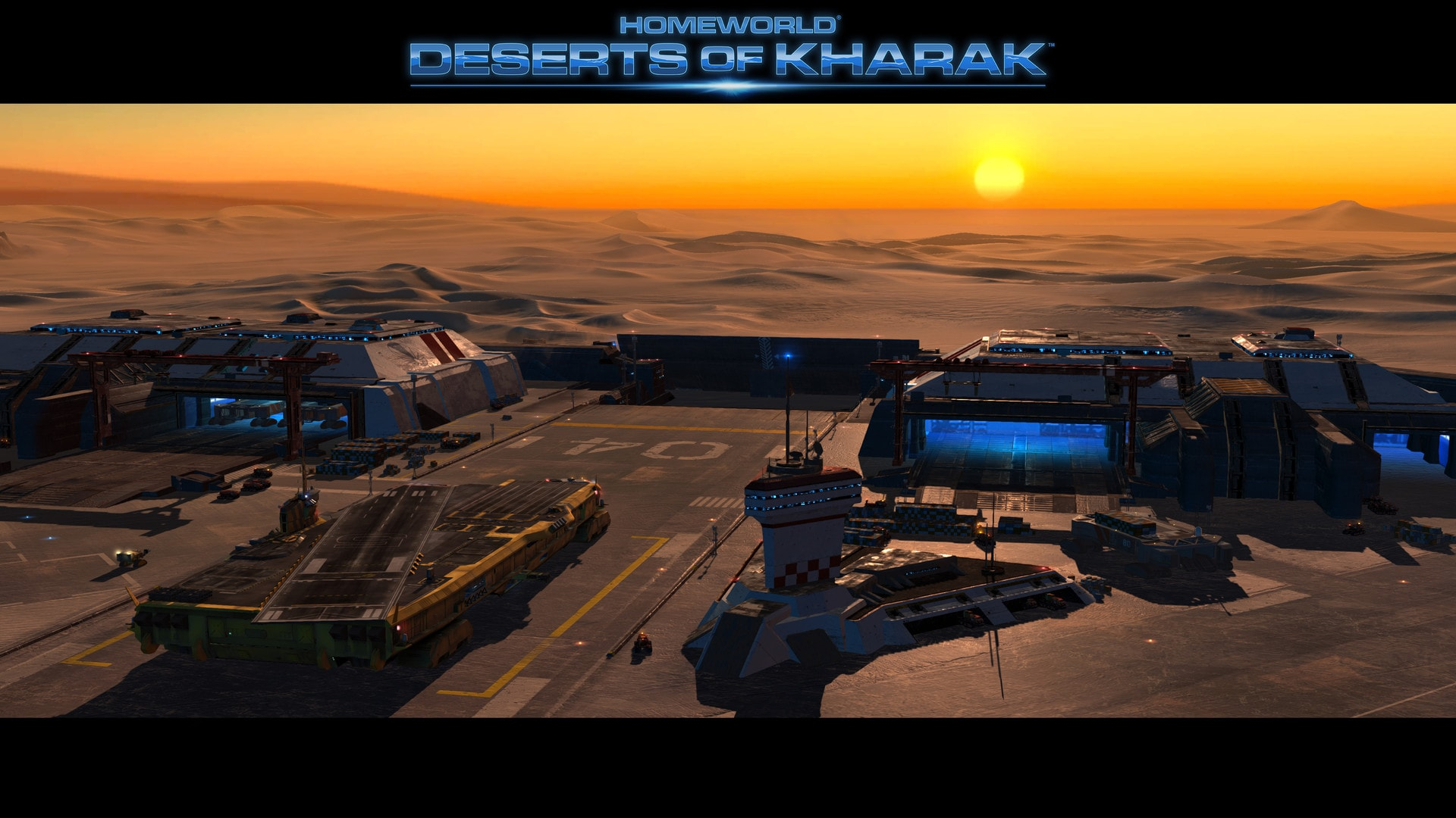 Homeworld: Deserts of Kharak Wallpapers