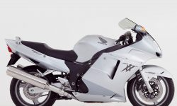 Honda Blackbird CBR1100XX Wallpapers