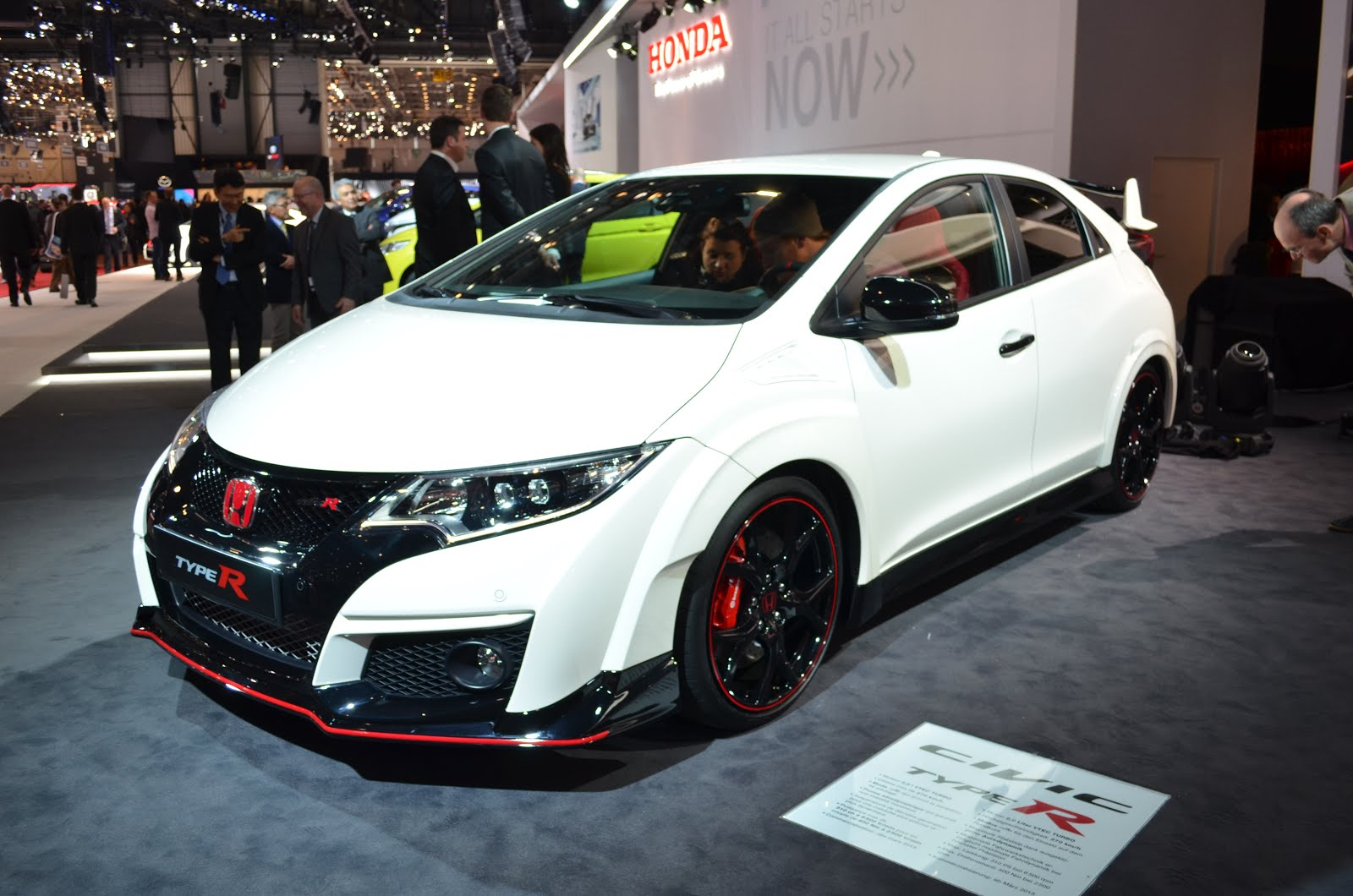 Honda Civic Type R Hd Wallpapers 7wallpapers Net