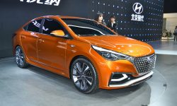 Hyundai Solaris 2 Wallpapers