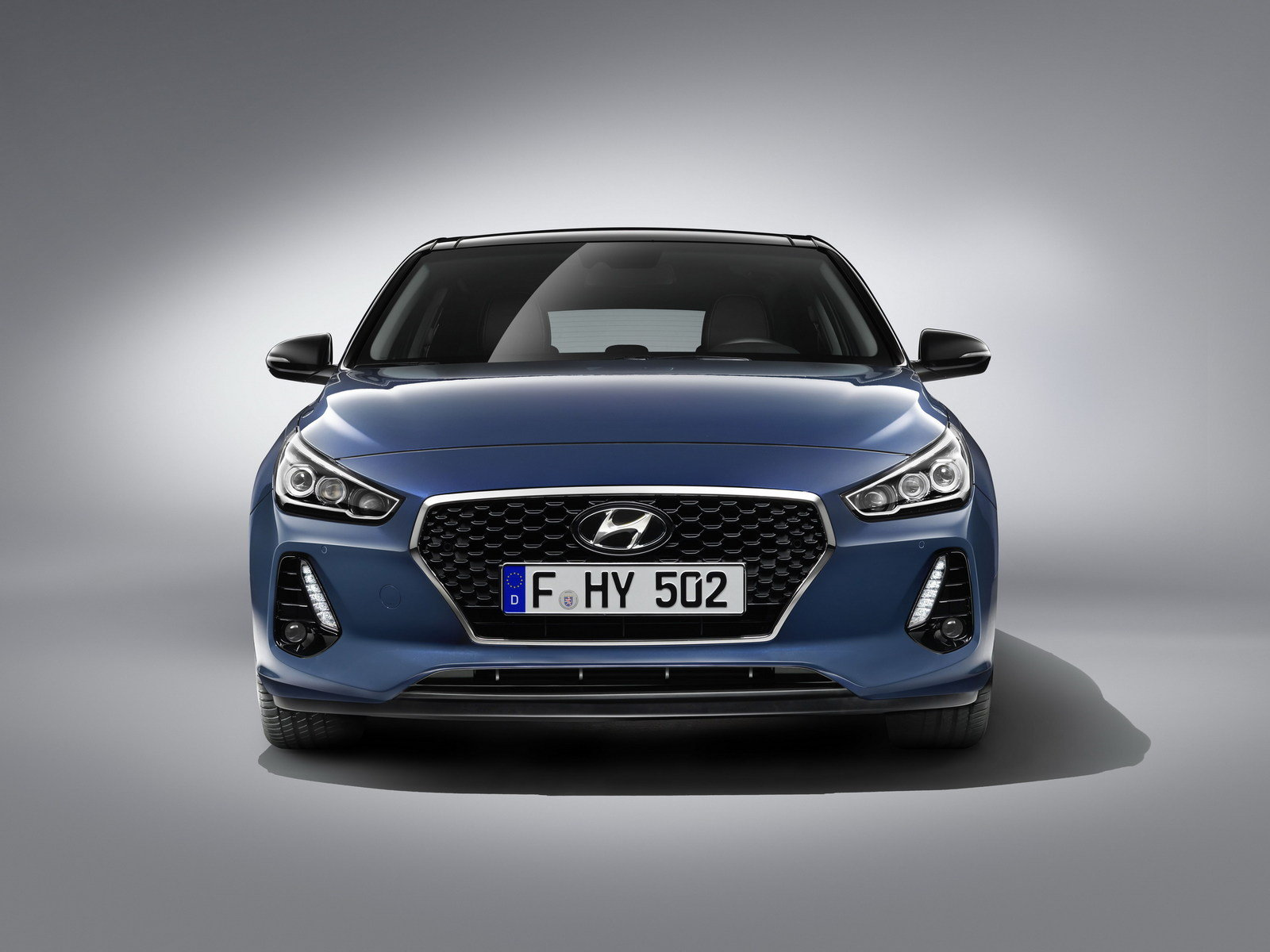 Hyundai i30 III Wallpapers