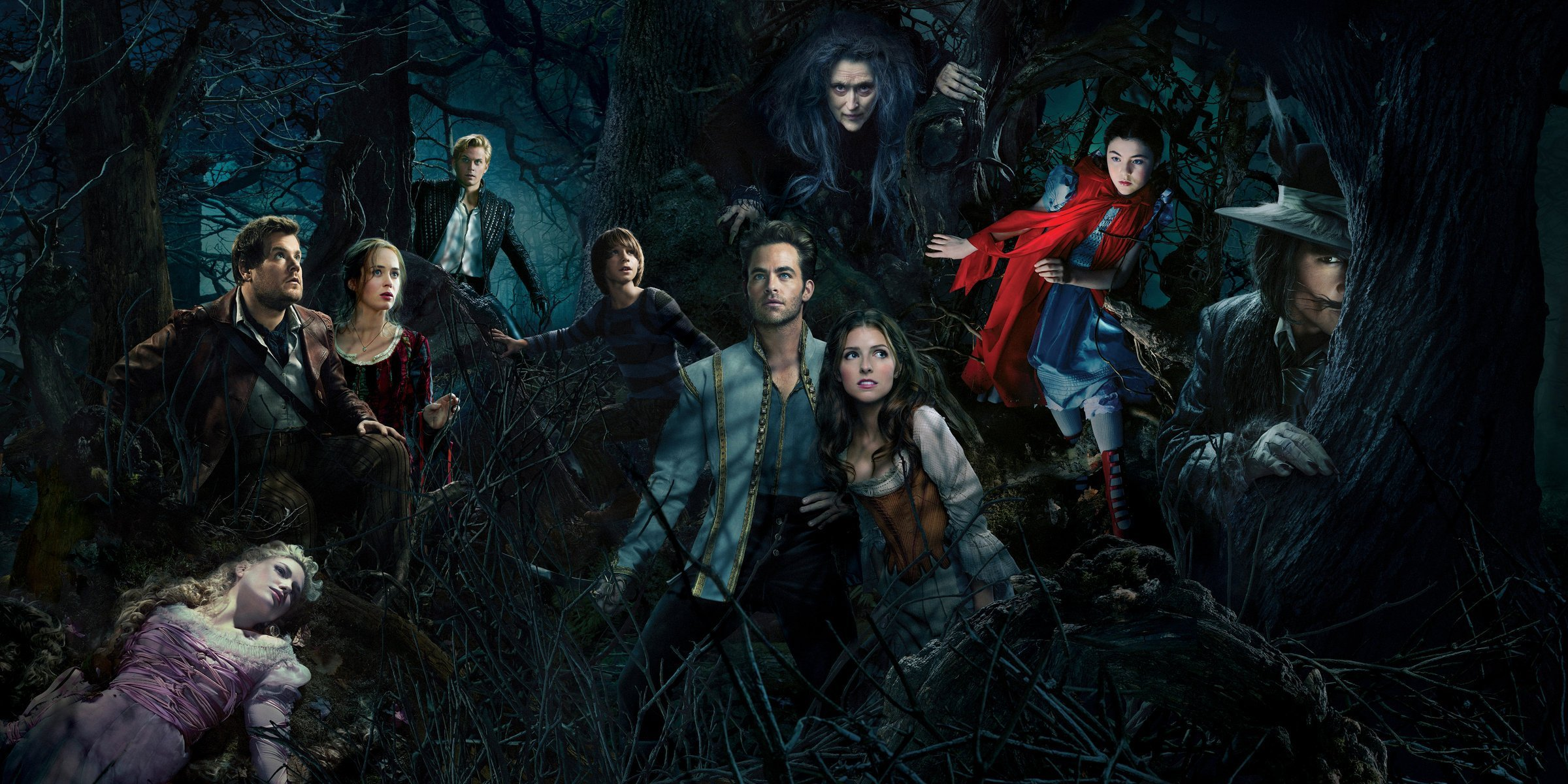 Into The Woods Wallpapers