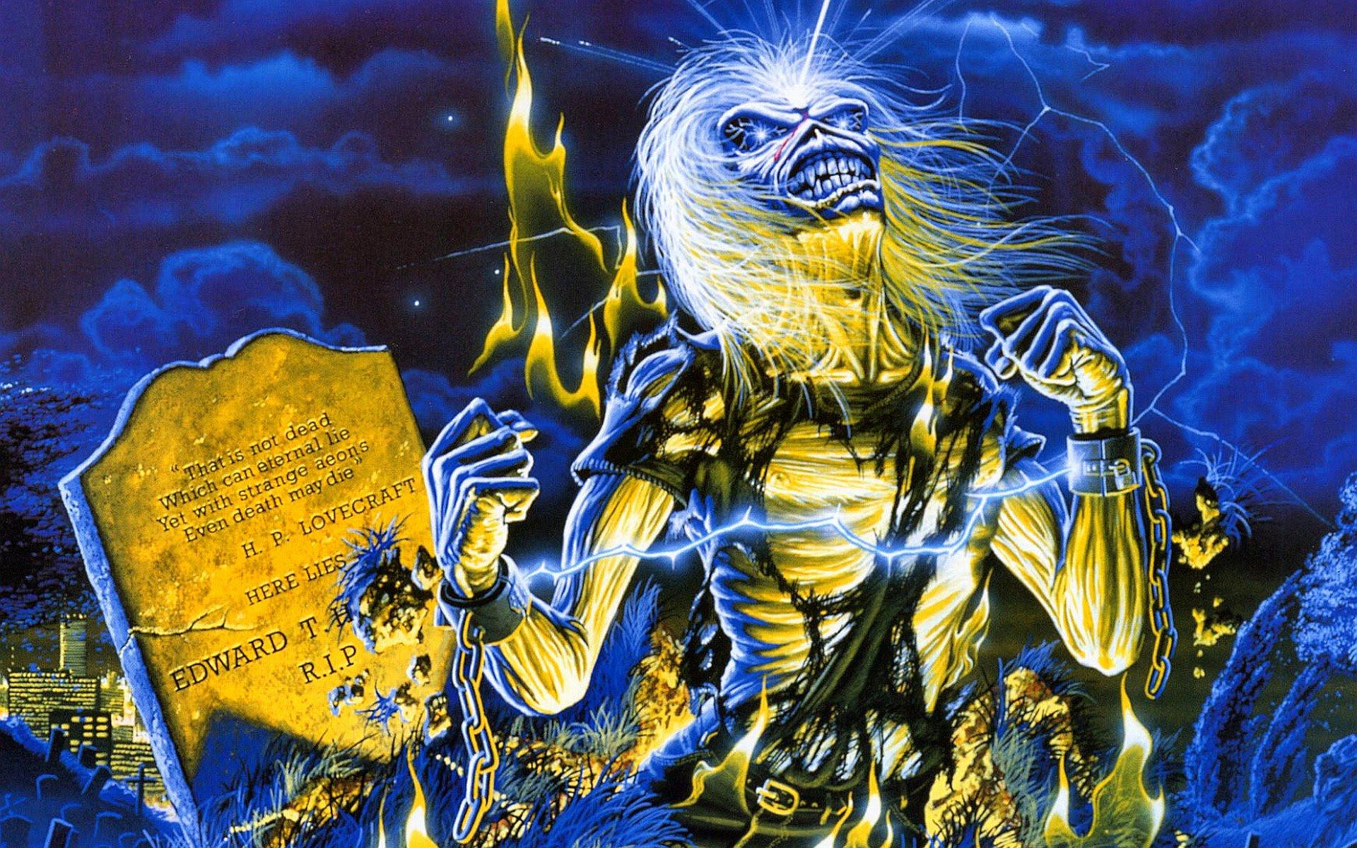 Iron Maiden Hd Wallpapers 7wallpapersnet