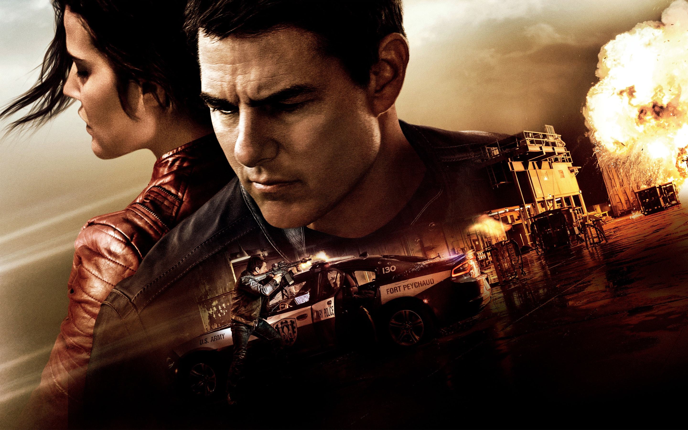 Jack Reacher: Never Go Back Wallpapers