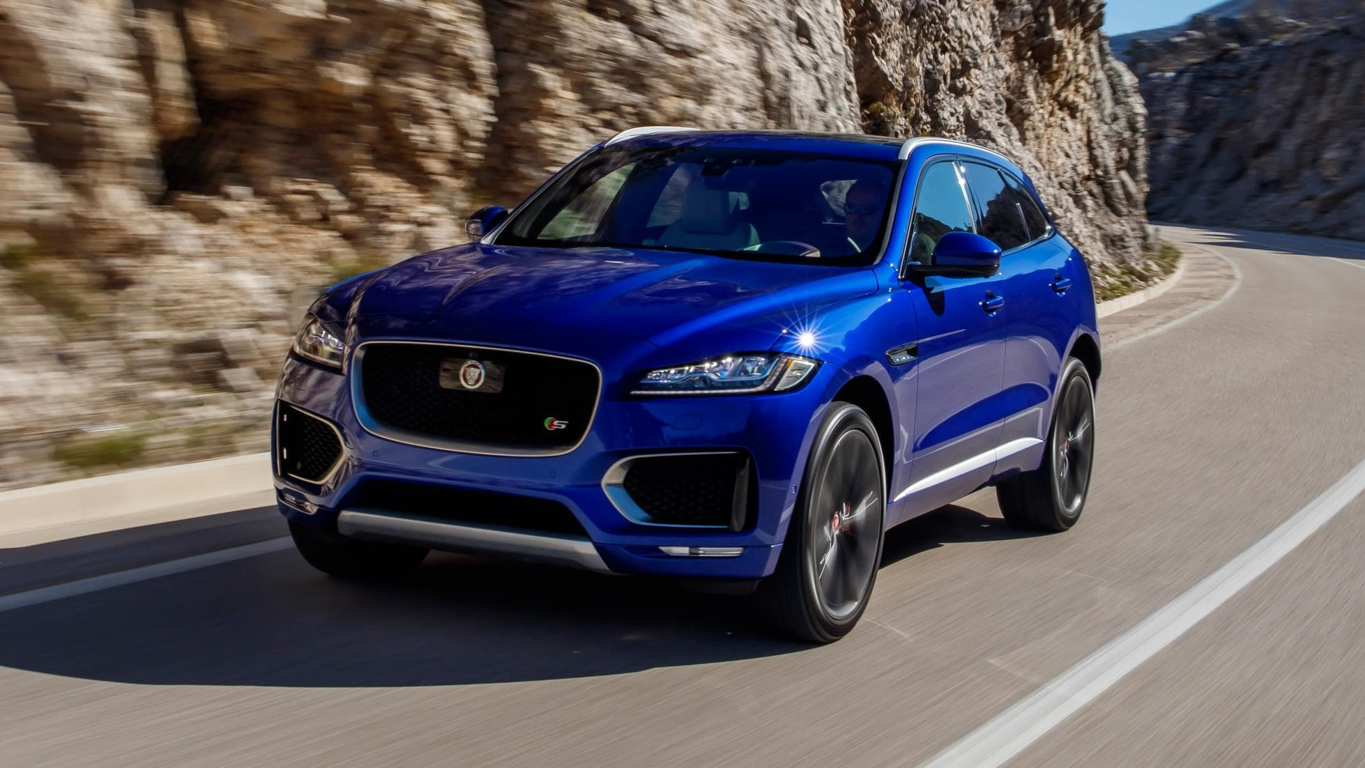 Jaguar F-Pace Wallpapers