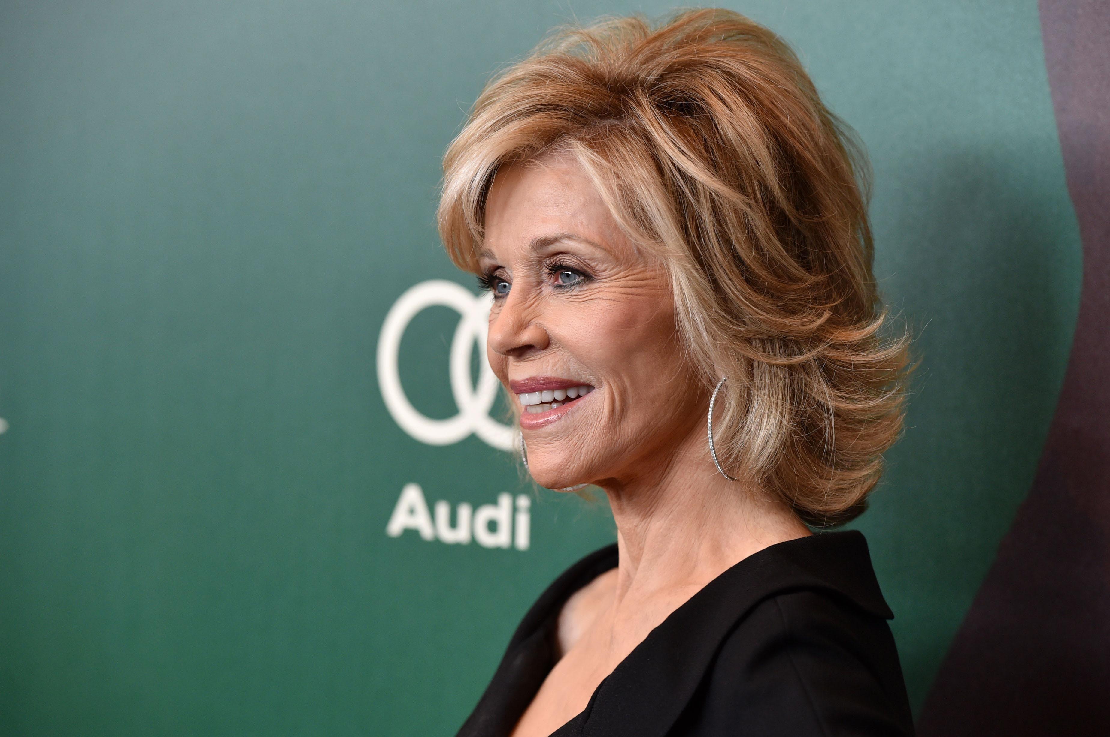 Jane Fonda Wallpapers