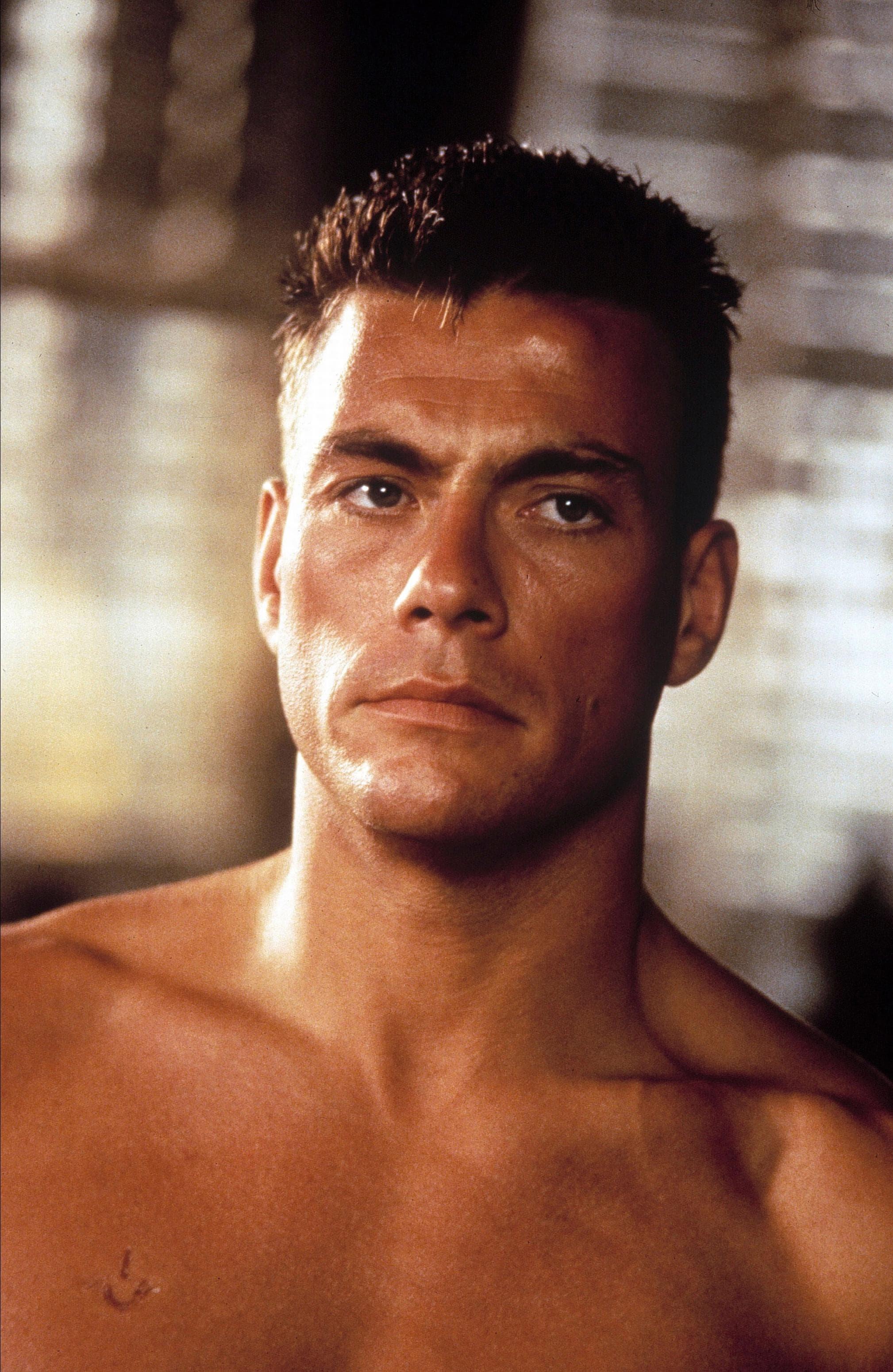 Jean-Claude Van Damme Alter