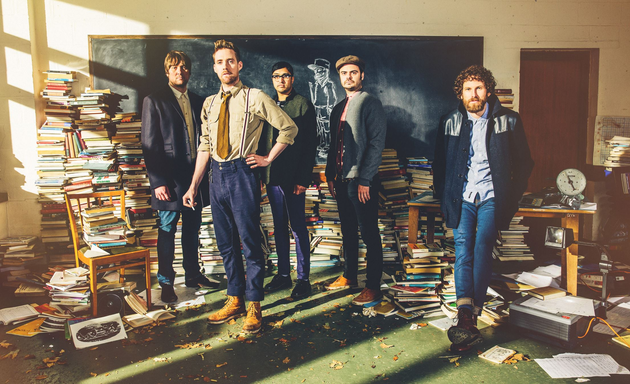 Kaiser Chiefs Wallpapers