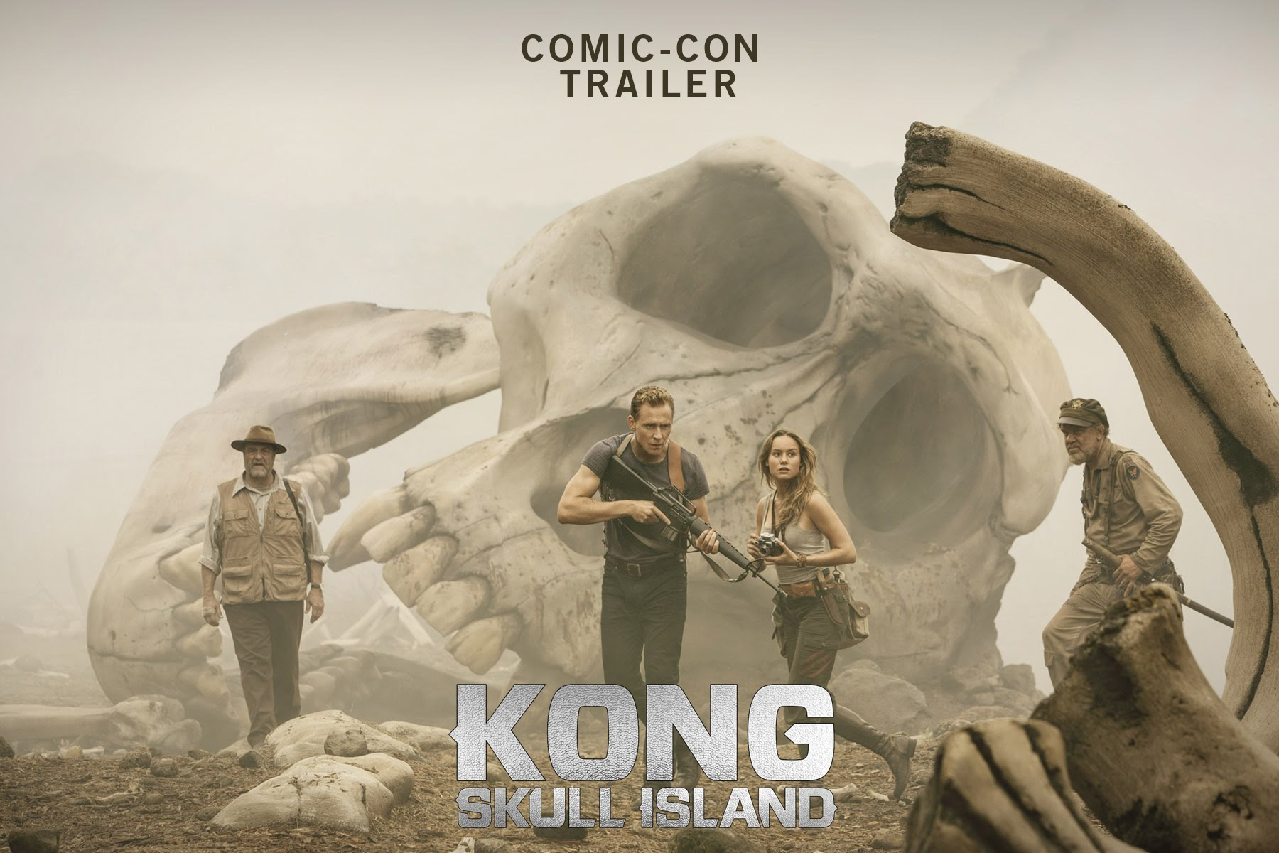 Kong: Skull Island Wallpapers