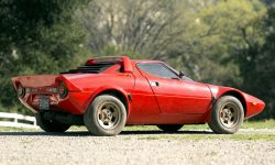 Lancia Stratos HF Wallpapers