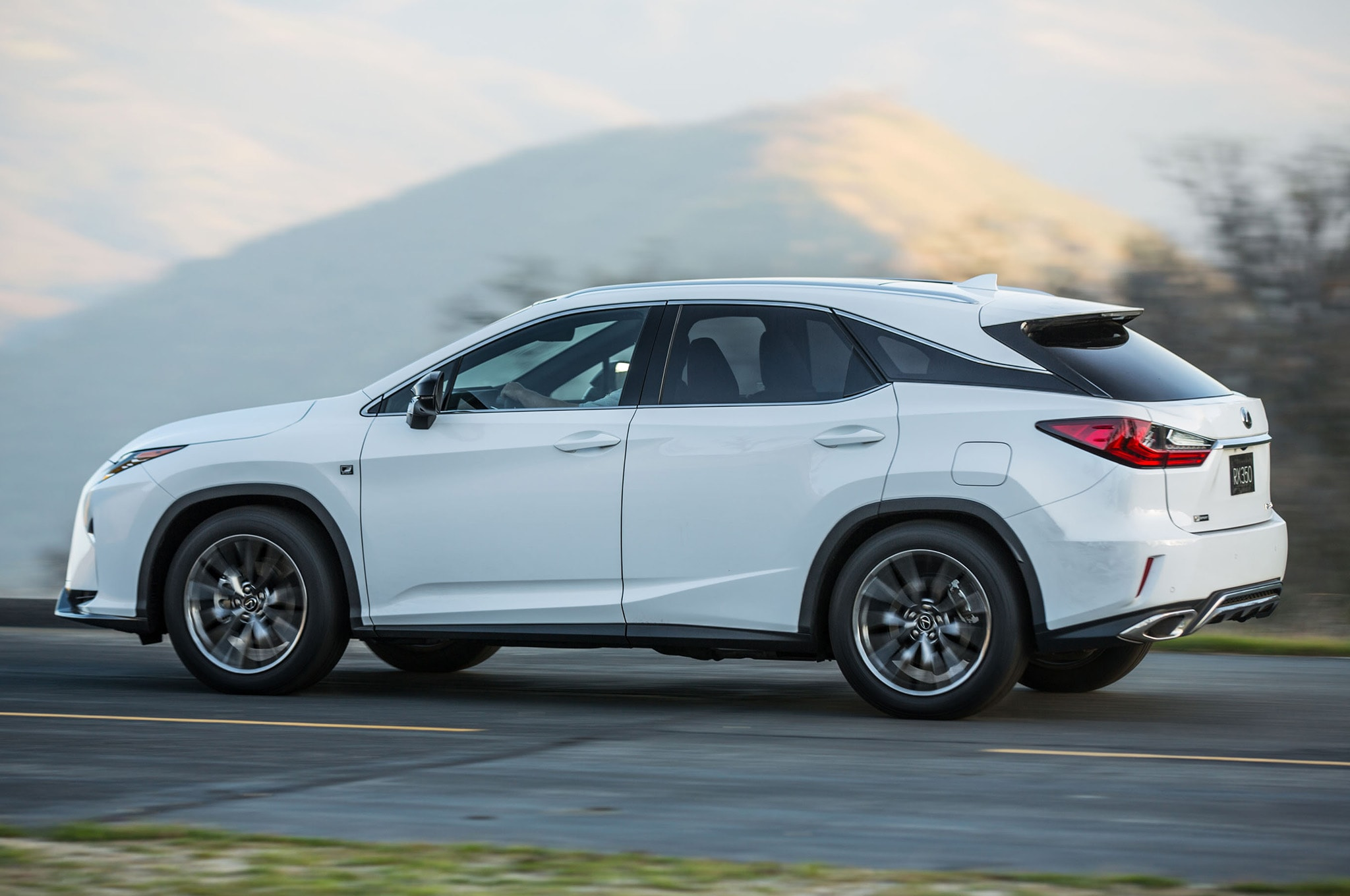 Lexus RX 4 Wallpapers