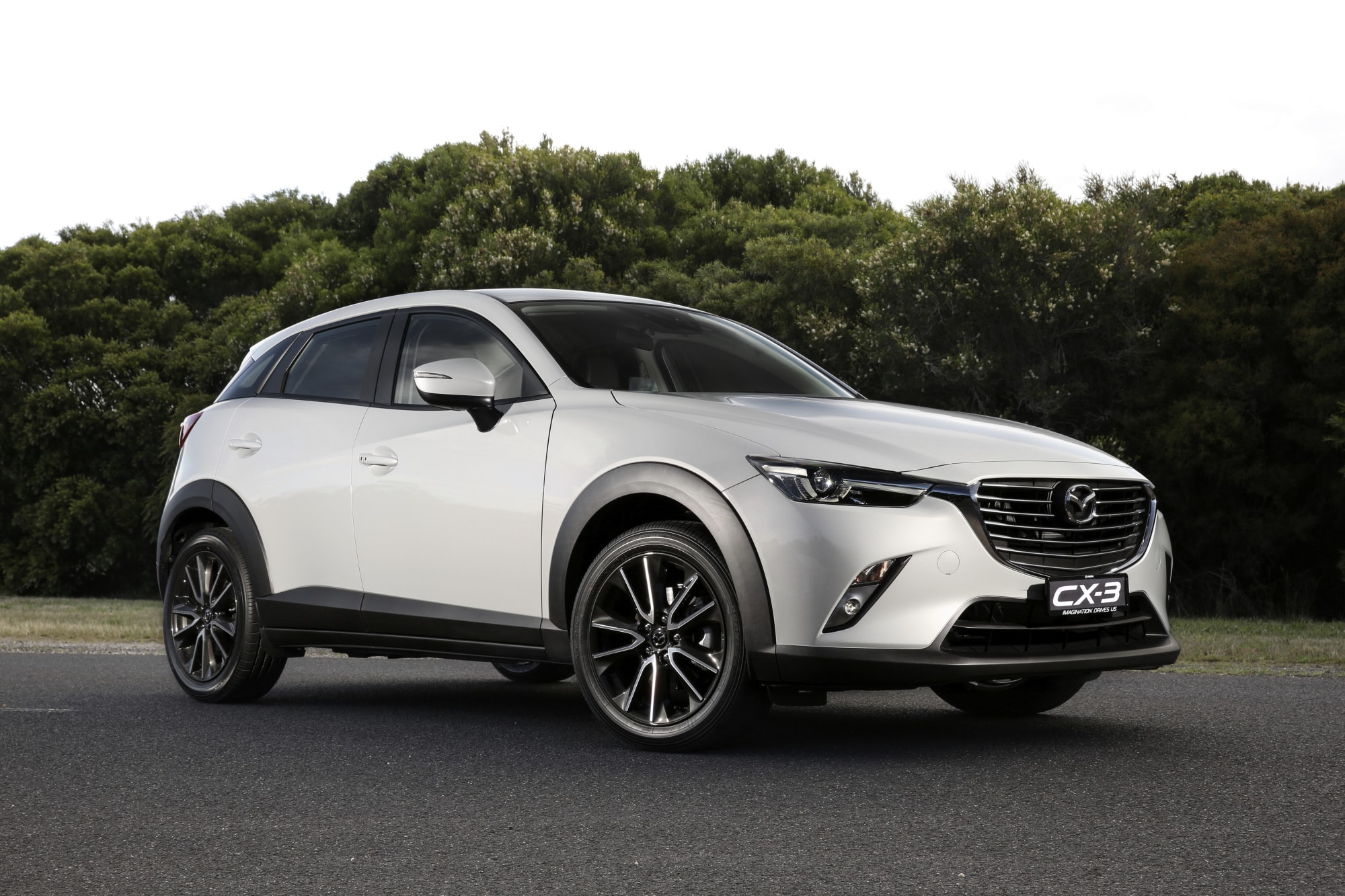 Mazda CX-3 Wallpapers