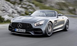 Mercedes-AMG GT Roadster Wallpapers