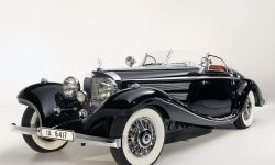 Mercedes-Benz 540K Special Roadster Wallpapers