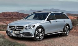 Mercedes E-Class All-Terrain Wallpapers