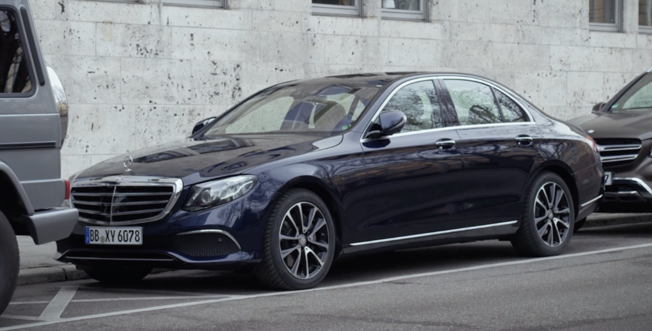 Mercedes E-Class W213 Wallpapers