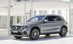 Mercedes GLC Wallpapers