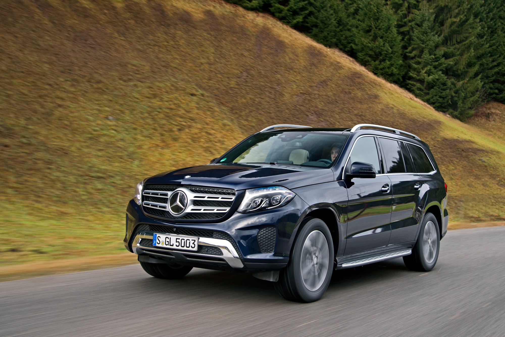 Mercedes GLS Wallpapers
